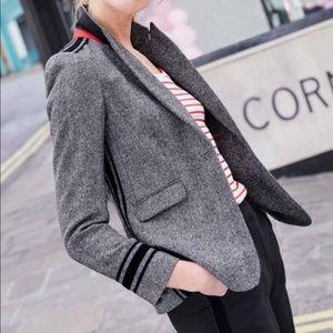 Boden Victoria British tweed blazer, sz US 10